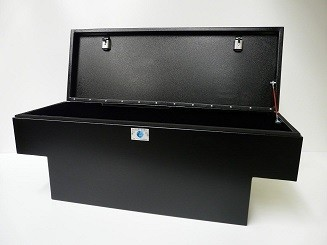 Defender Rear Stowage 'T' Box Double Lockable-0