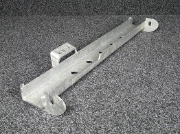Defender Track Rod Guard - Vehicle With Anti-Sway Mounts-0