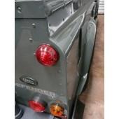 Dirt D-Fender Defender 110 Rear Wheel - Rear Smooth-0