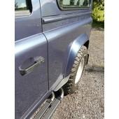 Dirt D-Fender Rear Wheel - Front Textured-0