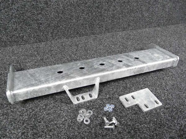 Discovery Track Rod Guard - Vehicle with Anti-Sway Mounts-0