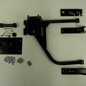 Defender - Wheelcarrier Rear Door Pre 2002-0