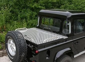 Defender - Wheelcarrier Rear Tailgate-0