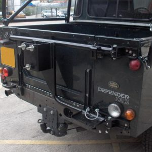 Wheelcarrier Rear Tailgate With Jack Mount-0