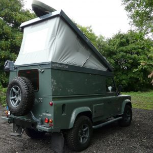 Defender Poptop camper 110-0